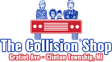The Collision Shop Gratiot Ave - logo